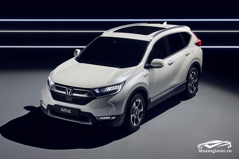 Honda CRV 2021 nhập khẩu Thái lan