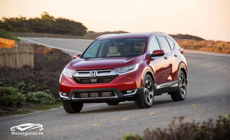Đánh giá Honda CR-V và giá bán tại Việt Nam