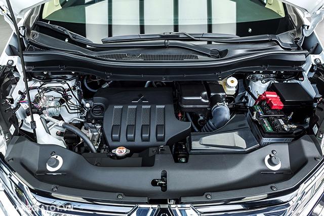 đánh giá Mitsubishi Xpander 2021
