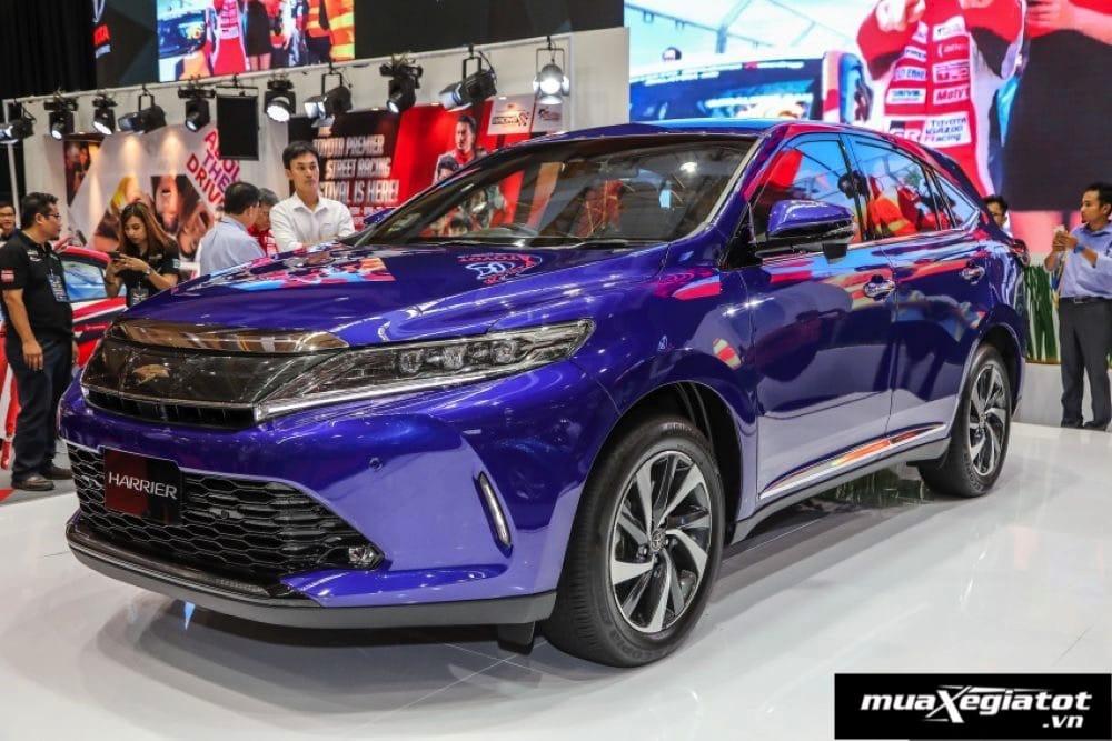 gia-xe-toyota-harrier-2021-malaysia-muaxe-net