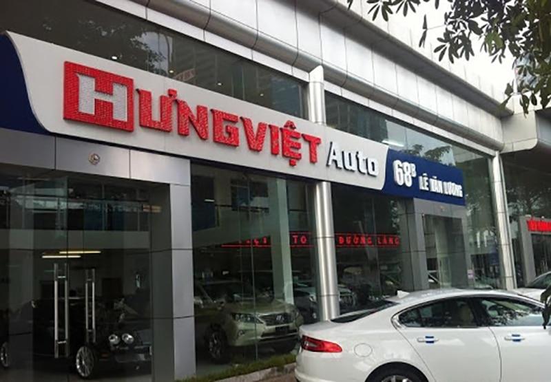 Hưng Việt Auto 1