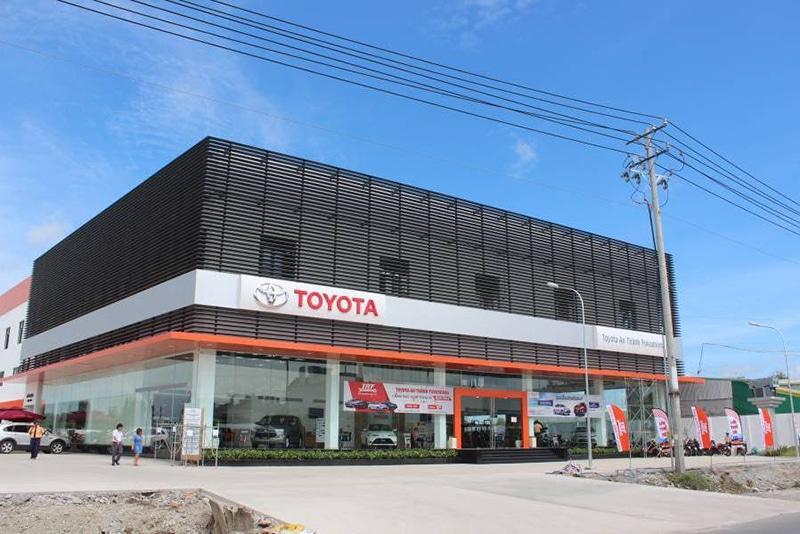 Ô tô Toyota An Thành Fukushima