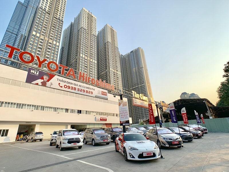 Toyota Sure – Toyota Tân Cảng