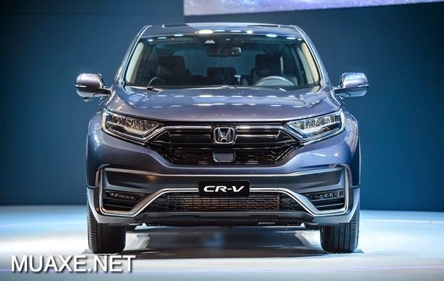 dau xe honda crv 2021 muaxe net - Đánh giá Honda CRV 2021, Crossover 7 chỗ bán chạy nhất Việt Nam