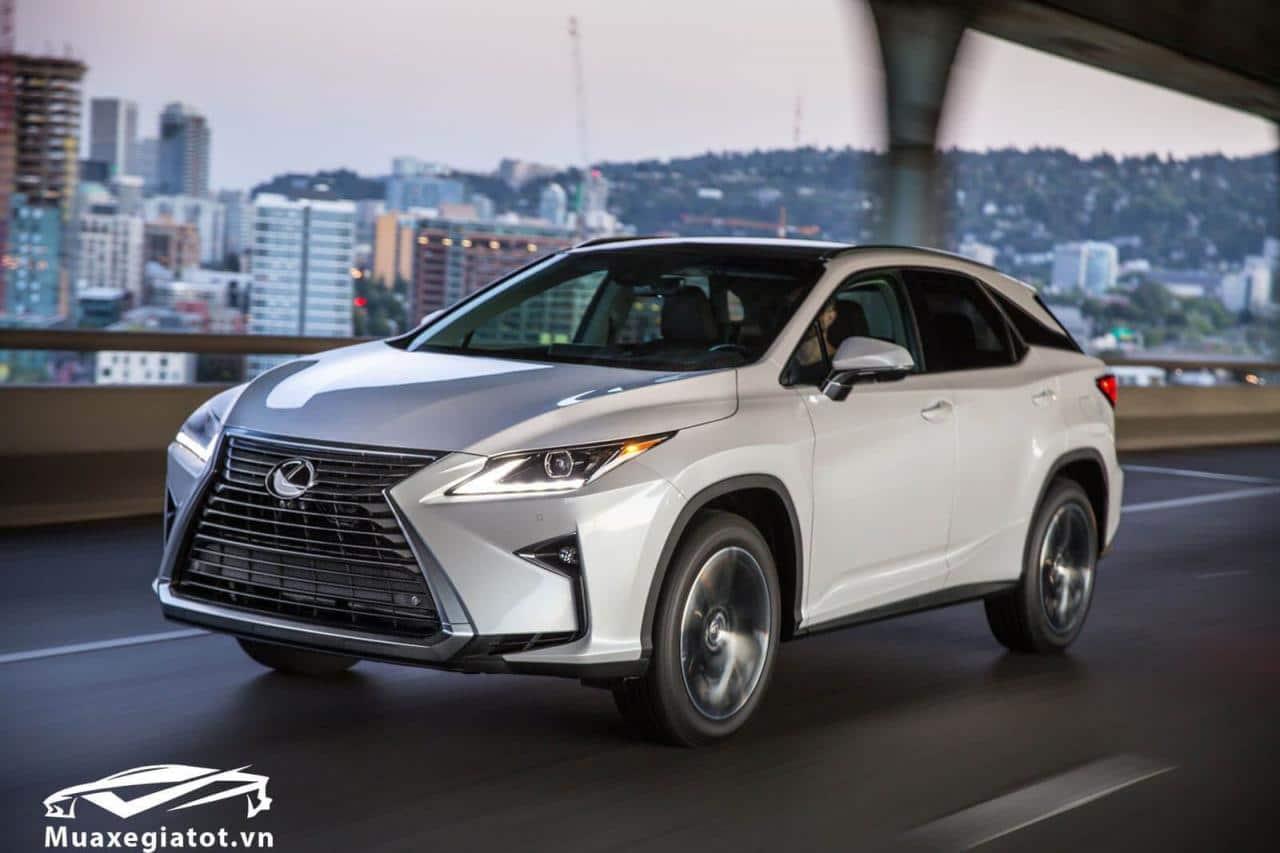 Giá xe Lexus RX350 2019-2020