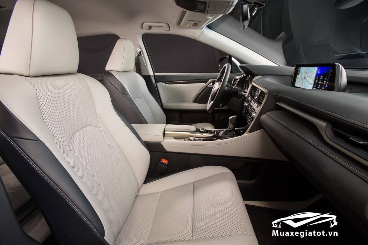 Nội thất Lexus RX350 2019-2020