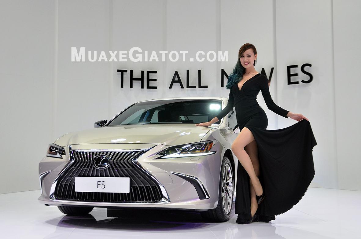 Bảng giá xe Lexus 2019 cập nhật mới nhất