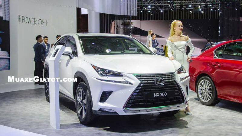Giá xe Lexus NX300 2019-2020
