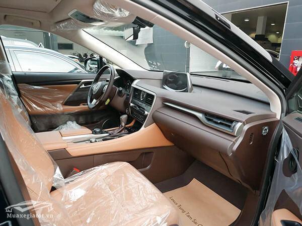 Nội thất Lexus RX300 2019-2020