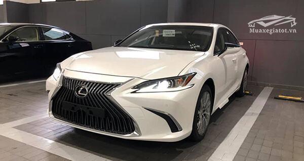 Giá xe Lexus ES250 2019-2020