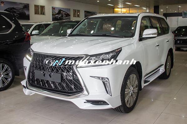 Giá xe Lexus LX570 2019-2020