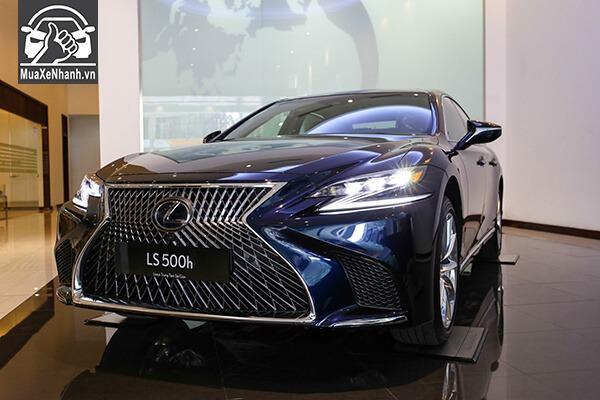 Giá xe Lexus LS500h 2019-2020