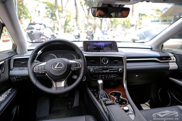 Nội thất Lexus RX350L 2019-2020 7 chỗ