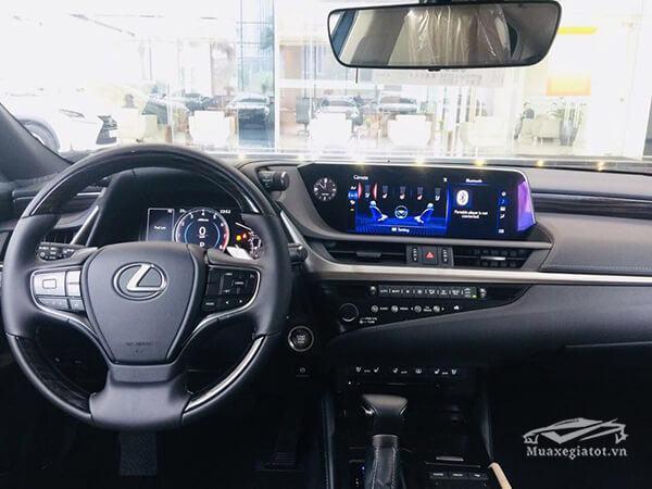 Nội thất Lexus ES250 2019-2020
