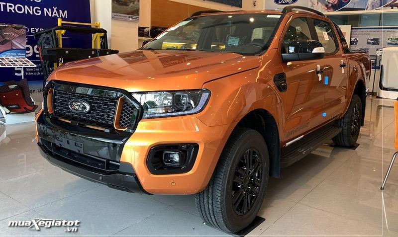 danh gia xe ford ranger 2021 Wildtrak 20 4x4 muaxegiatot vn - Thu mua xe Ford cũ giá cao, uy tín toàn quốc
