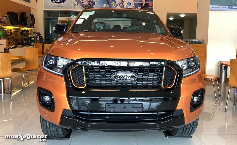 dau xe ford ranger 2021 Wildtrak 20 4x4 muaxegiatot vn - Đánh giá xe Ford Ranger Wildtrak 2021, Phiên bản được ưa thích nhất