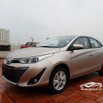 Toyota Vios G 2018 - 2019