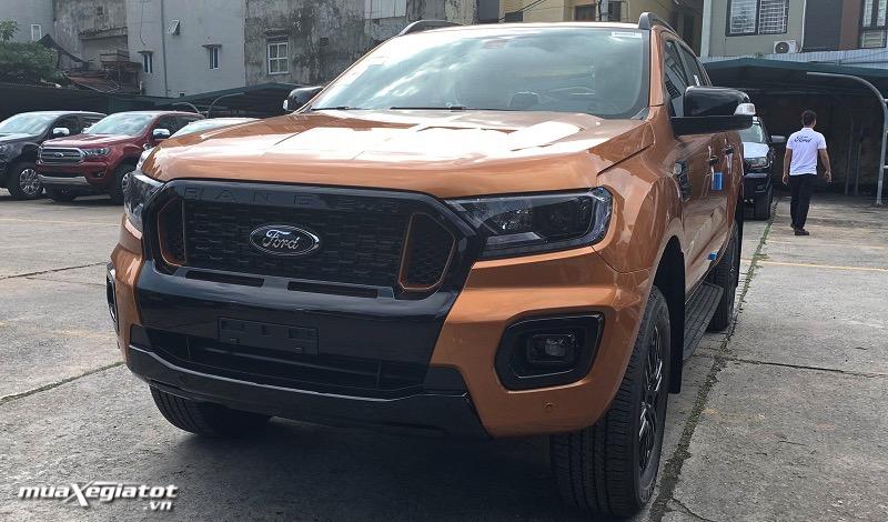 xe ford ranger 2021 Wildtrak 20 4x4 muaxegiatot vn - Đánh giá xe Ford Ranger Wildtrak 2021, Phiên bản được ưa thích nhất