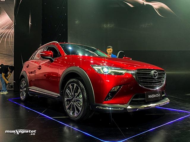 Gia xe Mazda CX 3 2021 2022 MUAXE NET - Bảng giá xe Ô tô Mazda mới nhất 2021