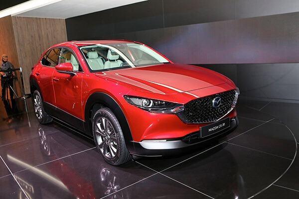 Gia xe Mazda CX 30 2021 2022 MUAXE NET - Bảng giá xe Ô tô Mazda mới nhất 2021