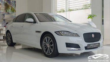 Đánh giá xe Jaguar XF 2020 kèm hình ảnh và giá xe Jaguar XF 2020