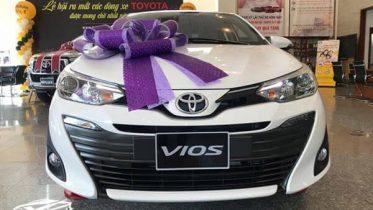 Vios là con gà đẻ trứng vàng của Toyota tại Việt Nam